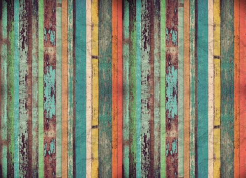 carta effetto legno colorato