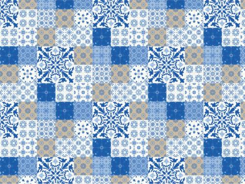 cartadaparatipersonalizzata.com: ceramiche azzurre