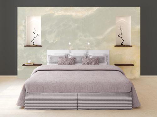 cartadaparatipersonalizzata.com-effetto marmo per soggiorno e camera da letto