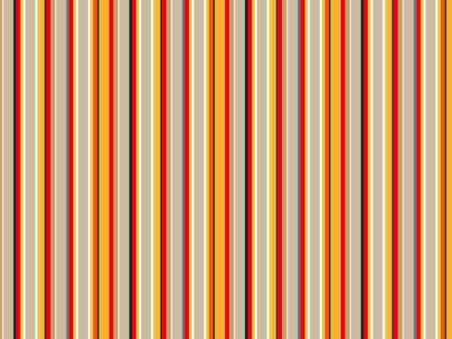 carta rigato arancio
