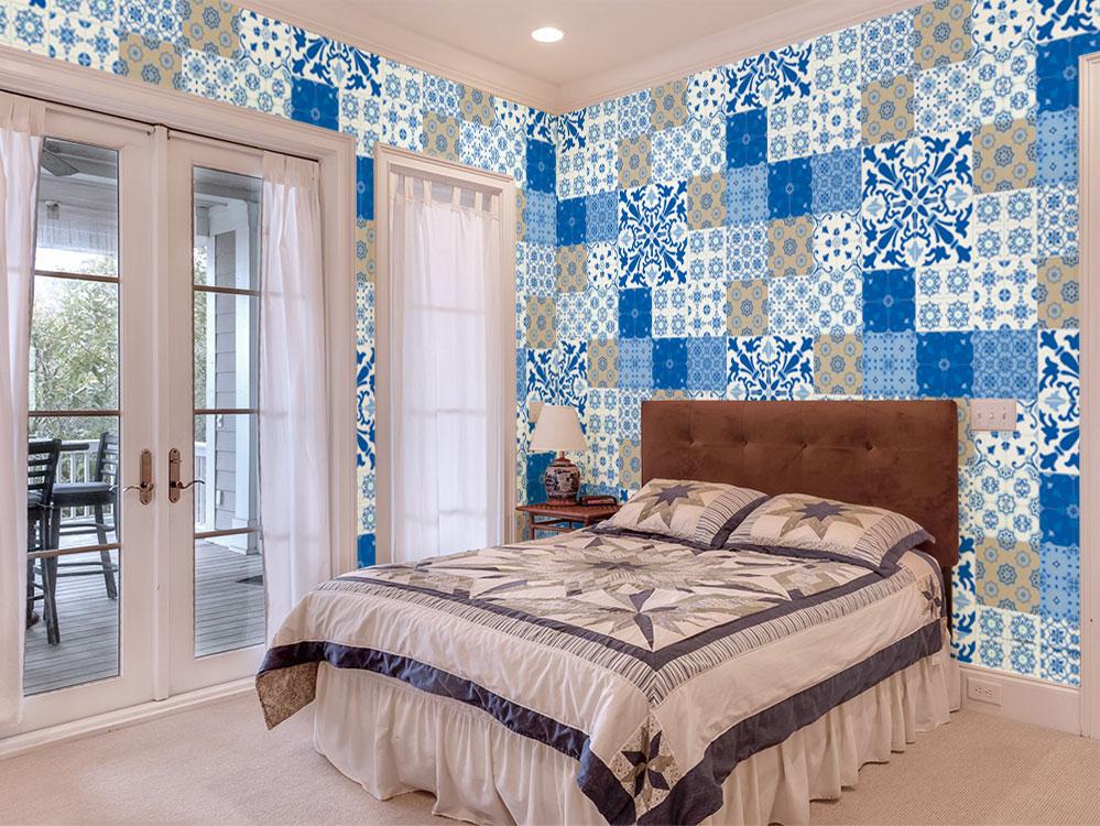 cartadaparatipersonalizzata.com: un'idea per la tua camera da letto romantica